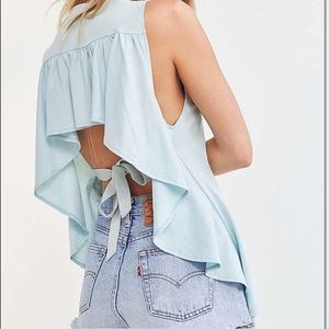 Urban Outfitters Kimchi Blue Party in the Back Top